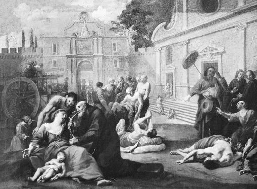 conclusion of the black death